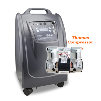 portable oxygen concentrator 10 lpm USA Thomas compressor for sale
