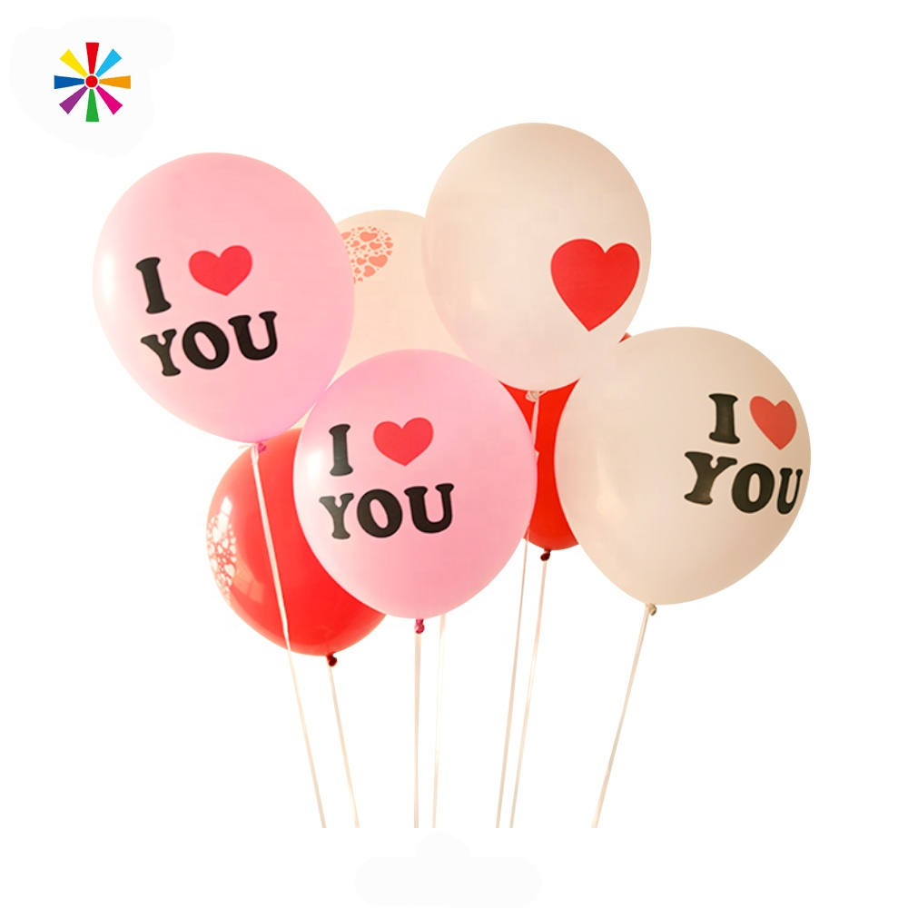 photo about Balloons Printable named Tethered Inkjet Printable Rubber Latex Helium Balloons For Wedding day Decoration - Get Rubber Balloon,Tethered Balloon,Inkjet Printable Balloons Solution