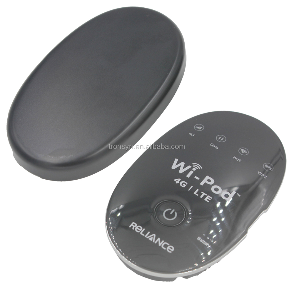 New Products 150Mbps ZTE WD670 WI POD Portable 4G LTE Mini WiFi Router