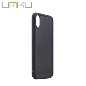 wholesale products soft edge protective cover tpu pc groove case for iphone x