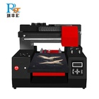 2019 Refinecolor 240W Power 1440Dpi DX9 CMYKW Embossing A3+ UV Printer For Sale