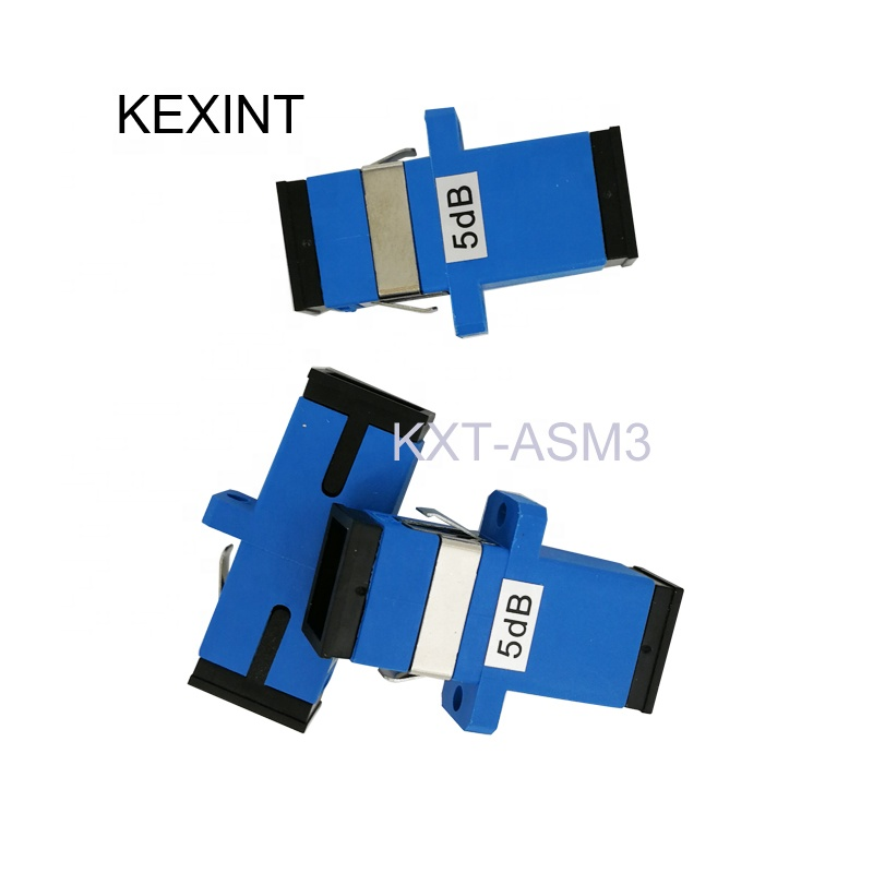 KEXINT SC UPC PC Simplex Duplex Singlemode Fiber Optical Adapter Coupler ใส่ผมร่วง