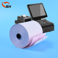 Manufacturer Custom Carbonless Copy Paper Roll 2 Plys