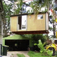 economic prefab house/cabin/hut/lodge