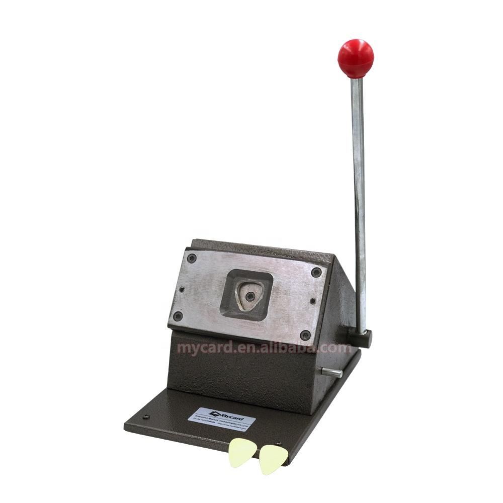 Personalizado de papel de tarjeta de PVC morir cortador con forma de golpe