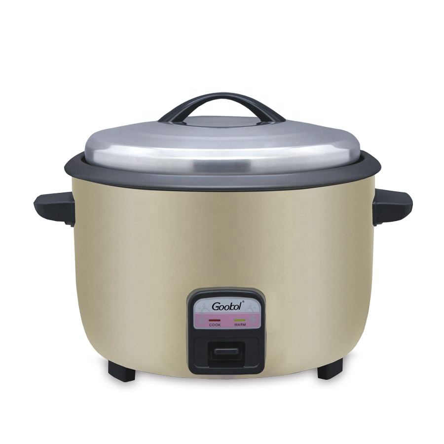 10 Liter Big Capacity <strong>Commercial</strong> Rice <strong>Cooker</strong> With Stainless Steel Body
