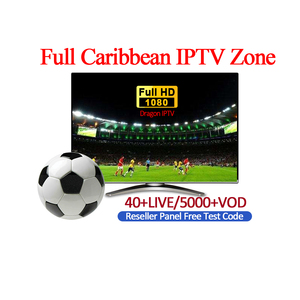 Image of Caribbean IPTV M3U subscription IPTV for 7500+channels mediaset premium support Android ios smart tv 250 pc enigma2