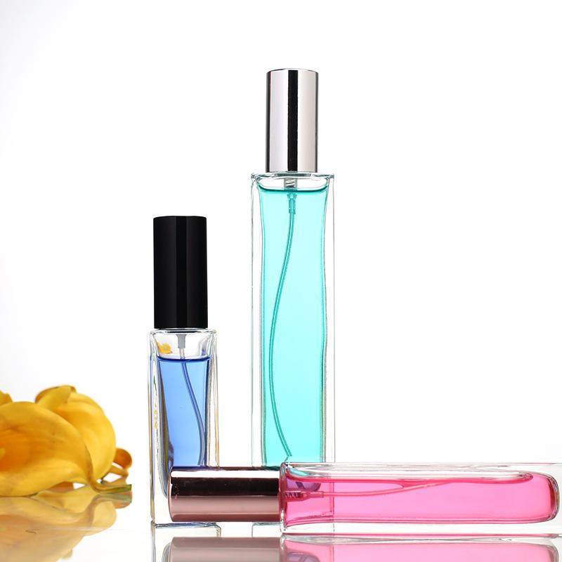 Perfume glass bottle 30Ml spray/glass spray bottle