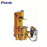 clay sand processing production line / squeeze molding machine / core shooting machine