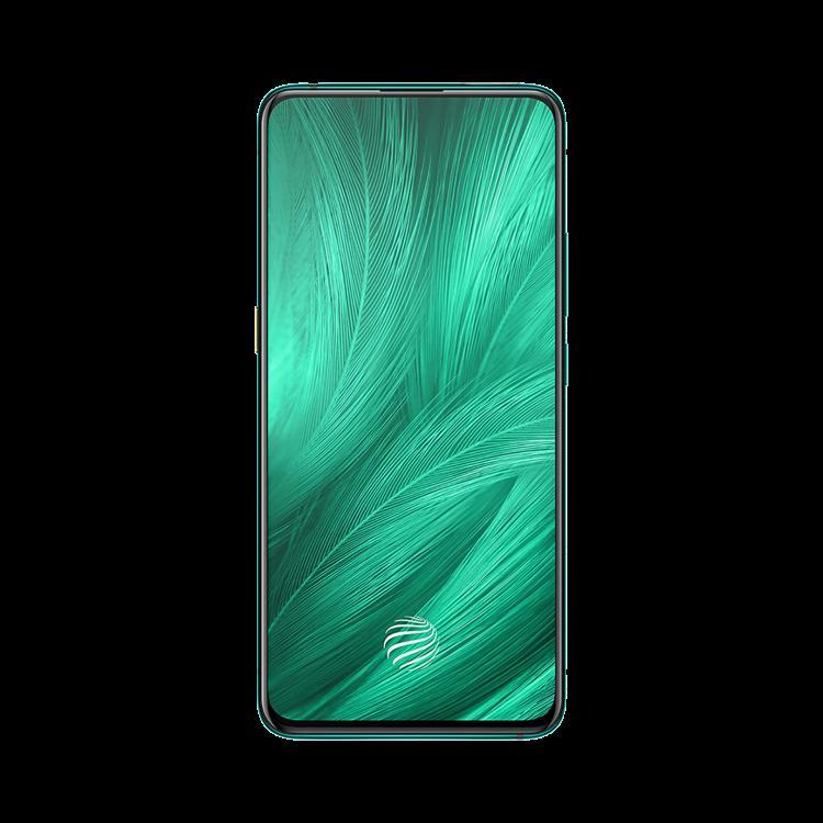 "Original for Vivo X27 Mobile Phone 6.39 8GB RAM 128GB/256GB ROM Snapdragon 675/710 Android 9 48.0MP THree Shots Smartphone"""