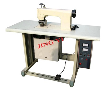 50mm satin cloth ultrasonic lace machine for sale