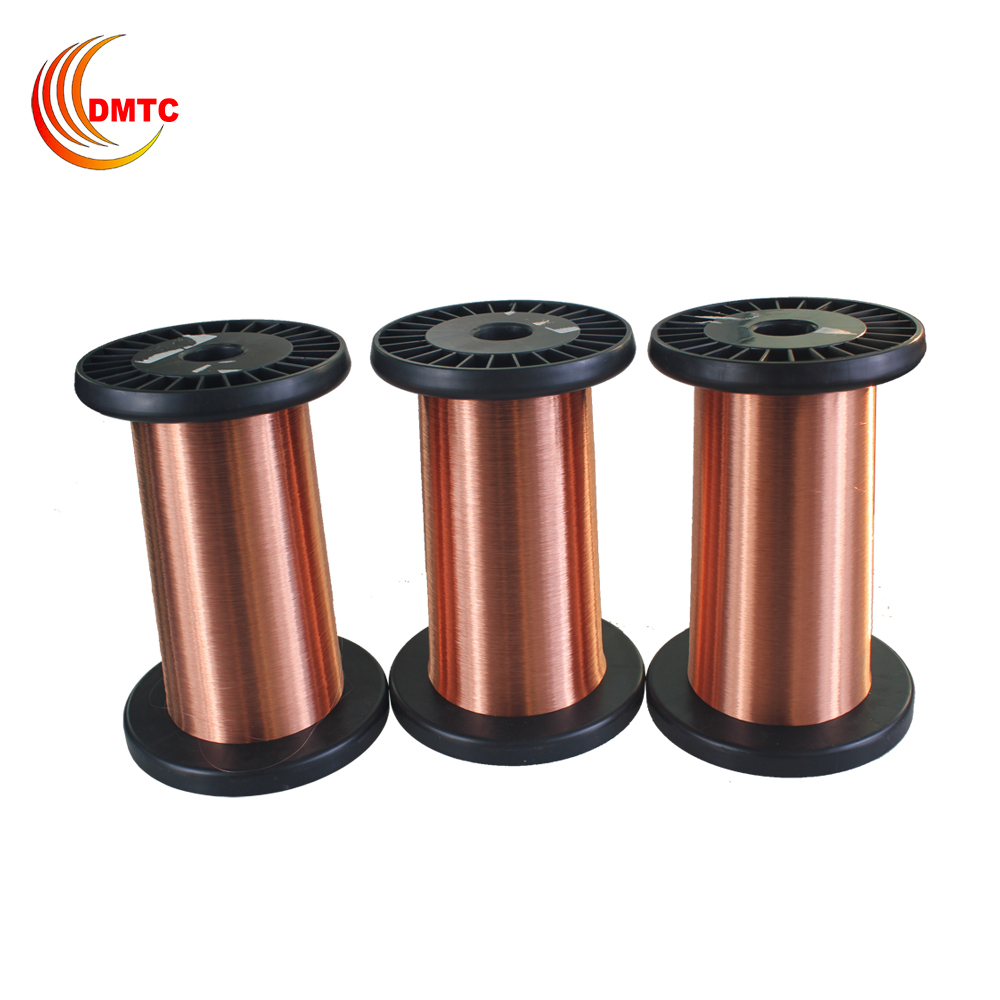 PSW-H 180 degree centigrade Heat-proof Modified-imide Polyurethane-Polyester Enamelled Copper <strong>Wire</strong>