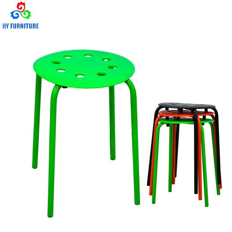 Sensational Small Round Plastic Stacking Stools With Metal Legs Wholesale Buy Cheap Plastic Stools Stacking Stools Plastic Stacking Stool Product On Alibaba Com Ncnpc Chair Design For Home Ncnpcorg
