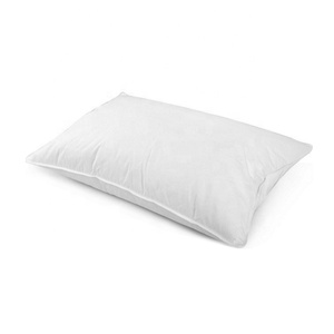 Cheap adults home comfort cozy duck goose down feather pillow