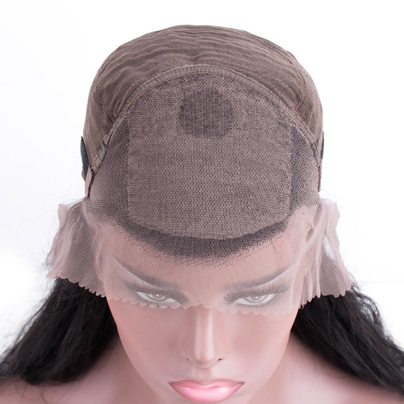 My Style Hair Brazilian Virgin Human Hair Top Grade Lace Front Wigs For Black Women
