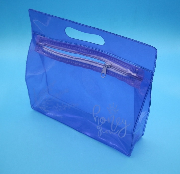 Pvc Clear Plastic Bags With Handles