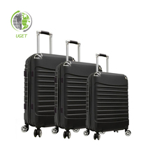 Gratis Monster Rolling Set Hand Cabine Reistas Koffer Trolley <span class=keywords><strong>Bagage</strong></span>