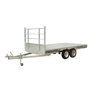 Brand NEW 10x7 dual axle Utility low bed Truck Trailer sale