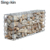 1*1*1  galvanized welded spiral gabion rock cages basket for gabion bench and gabion fence wall
