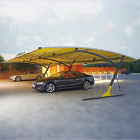 GSP-6 prefabricated party outdoor car large tent garage