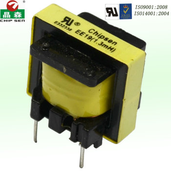 Chipsen High Frequency Switching power Transformer Mn-Zn flyback Ferrite core EF ER EE mini electric transformer