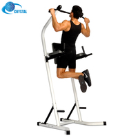 SJ-600 Cheap price Multi home gym trainer adjustable power tower/standing station/ pull up Bar