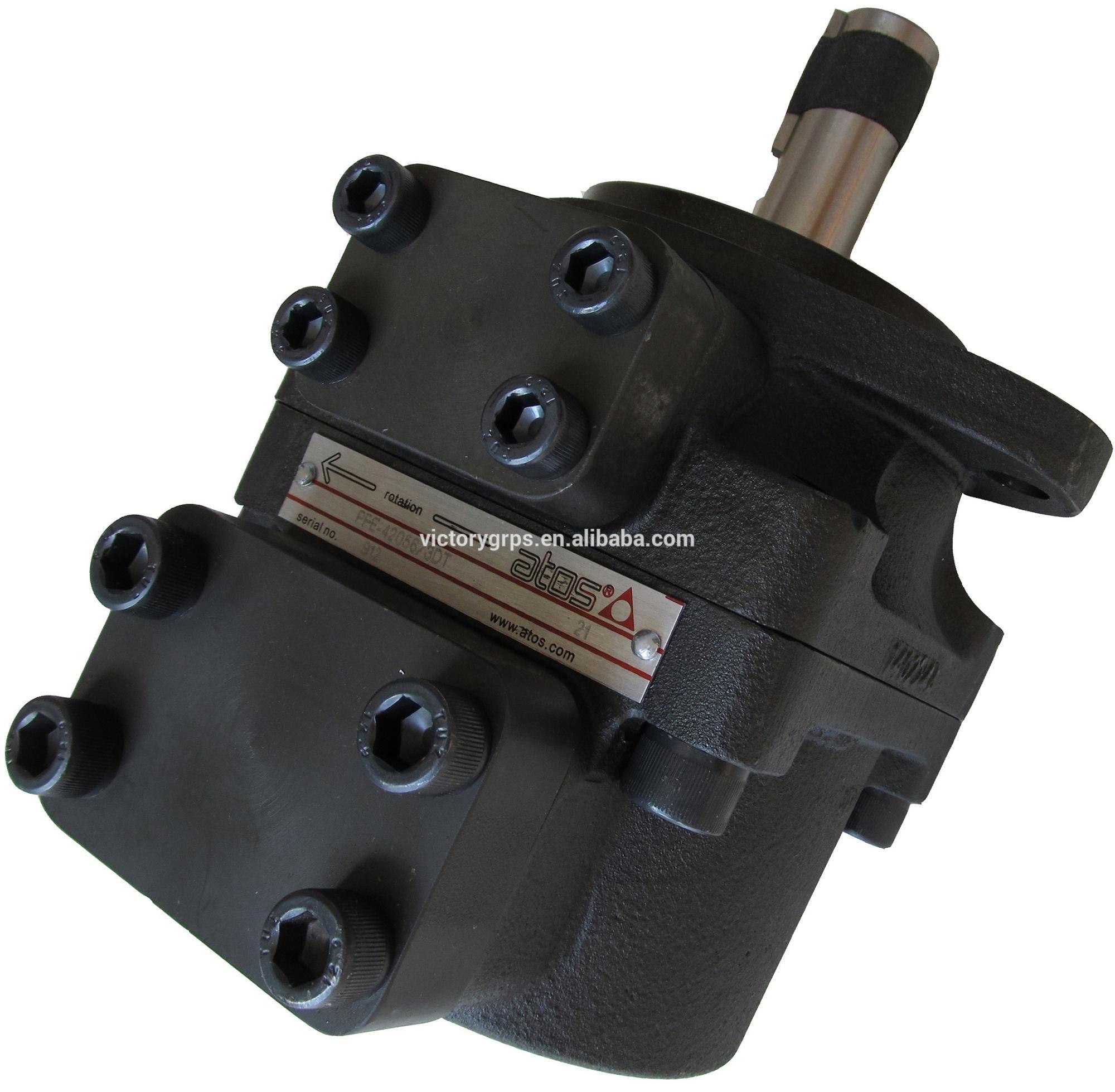 PFE21 PFE31 PFE41 PFE51 PFE32 PFE42 Hydraulic PFE ATOS Vane Pump