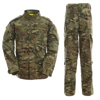 33 Colors Combat Wargame Paintball Army Uniform Airsoft Hunting Military Tactical ACU Suits