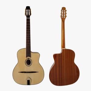 Aiersi Brand petie bouche Gypsy acoustic Guitar