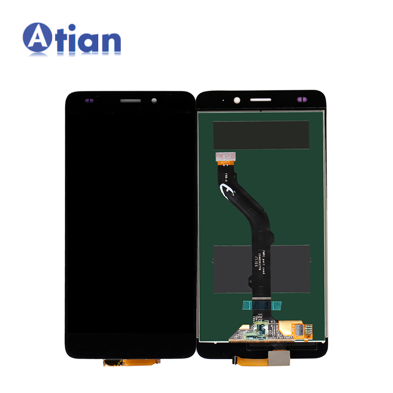 For Huawei Honor 5C LCD Display Touch Screen Digitizer Assembly Honor 7 Lite GT3 GR5 Mini Replacement, Black white gold