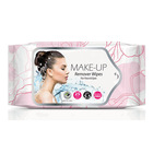 Deep Clean Girl Women Use Skin Care Face Wet Wipes Organic Makeup Remover Tissue Package 20pcs Competitive Price