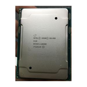 New original Xeon Scalable Silver 4110 8 Cores Server cpu SR3GH processor