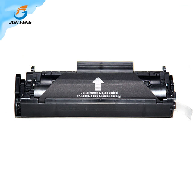 YHDA fabriek copier toner, toner cartridge, printer toner q2612a voor HP printer