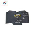 Custom Credit Card Cover RFID ID Card & Passport Sleeves RFID Blocking sleeve