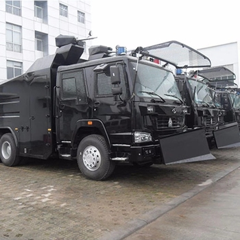 High Quality Cargo Truck Anti-Riot Military Water Cannon Vehicle