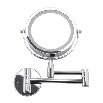 Bathroom Mirror With Magnifier