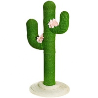 Big Size Cat tree Cactus Toy For Climbing, Playing, Scratching, and Relaxing
