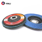 China Supplier Zirconia Flap Disc Grit 60 for Stainless Steel
