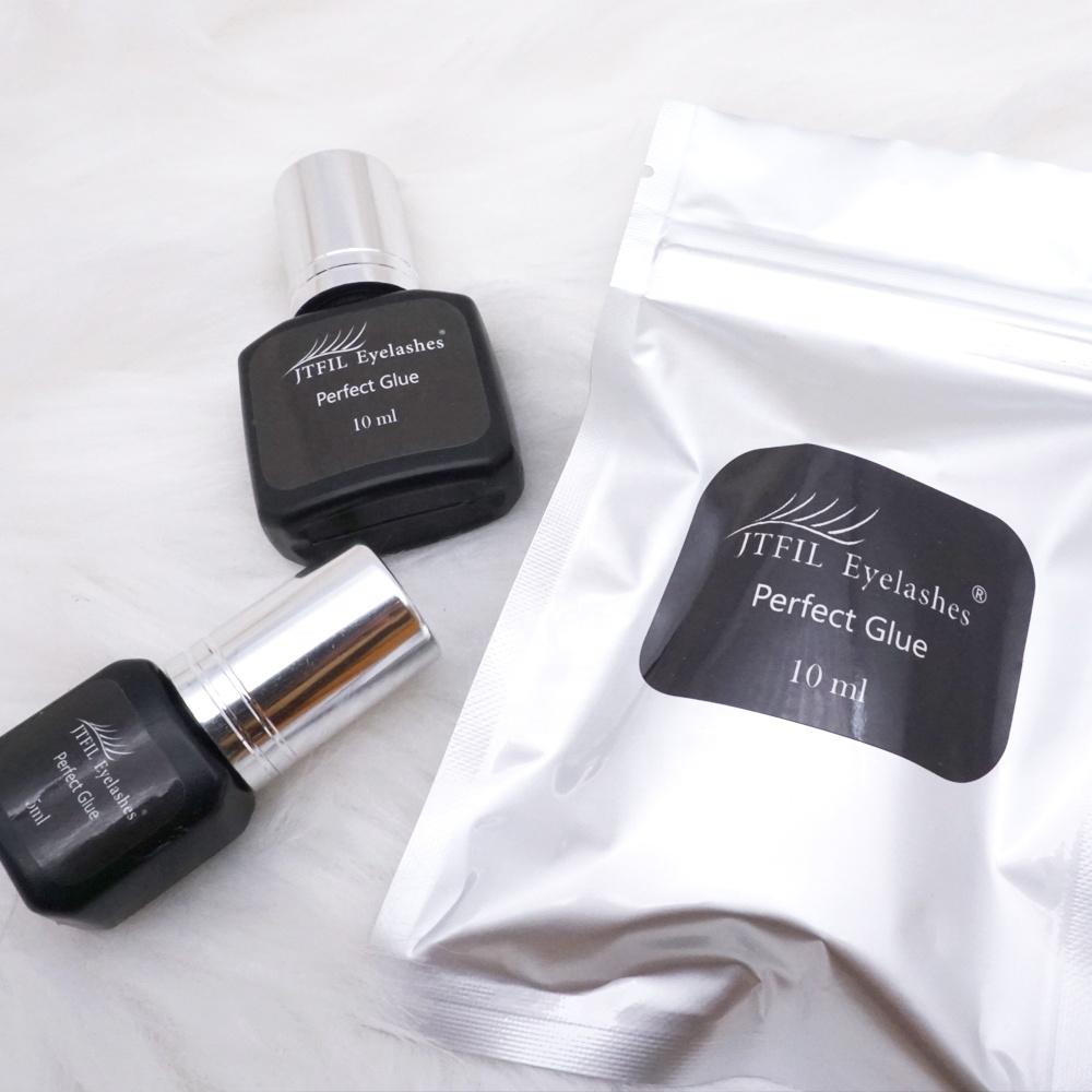 eyelash products eye lash extent adhesive glue, Black