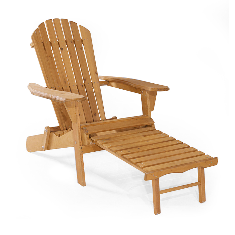 Awesome Oem Outdoor Adirondack Folding Deck Chair For Backyard Wooden Kd Adirondack Chair With Ottoman Buy Kd Adirondack Chair Wooden Adirondack Cjindustries Chair Design For Home Cjindustriesco
