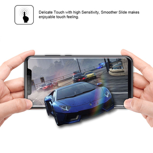 Ainy Full Glue Full Cover X25 0.25mm 2.5D tempered glass screen protector VIVO