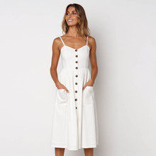 Zomer Vlakte Vrouwen Fashion Casual <span class=keywords><strong>Ontwerp</strong></span> <span class=keywords><strong>Nieuwste</strong></span> Jurk Mouwloze Voor Dames <span class=keywords><strong>Kleding</strong></span>