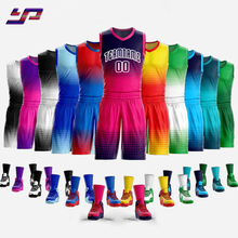 Sublimation custom <span class=keywords><strong>probe</strong></span> <span class=keywords><strong>basketball</strong></span> jersey design farbe rosa