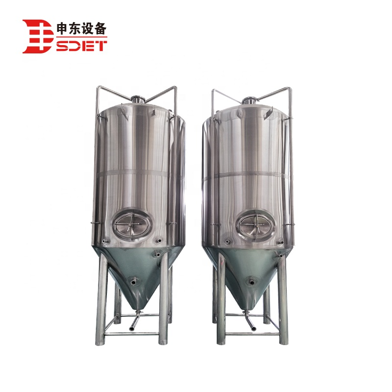 Alibaba Gold supplier manufacturer Micro craft beer the price fermentation tank