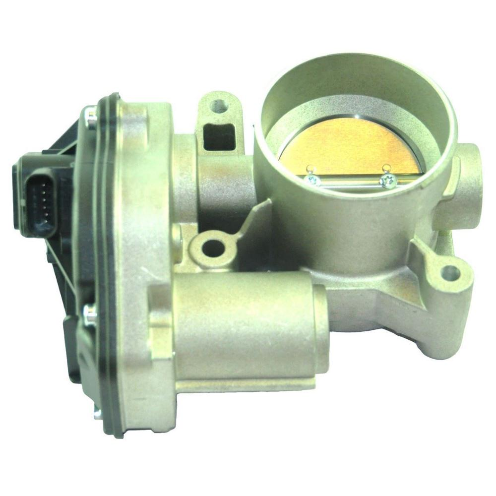 THROTTLE  BODY 12 V  FITS  FORD  FOCUS C-MAX MONDEO  4M5 G9F991 FA 1537636