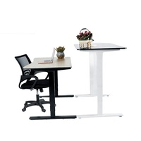 Electric Lifting Motorized Standing Desk With Lift Desk Frame