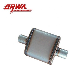 High Quality Truck Diesel Engine Muffle rStainless Steel 409 Muffler Stainless
