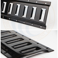 cargo track E type horizontal for truck body parts