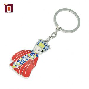 Factory Direct Sale Copper Bulk Custom Detachable Key Ring