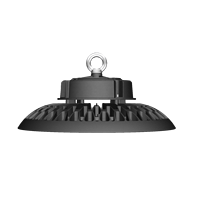 L4u ETL cETL DLC 5 Years Warranty Different Beam Angle 130 Lm/W 200W UFO LED High Bay Light for Basketball Court